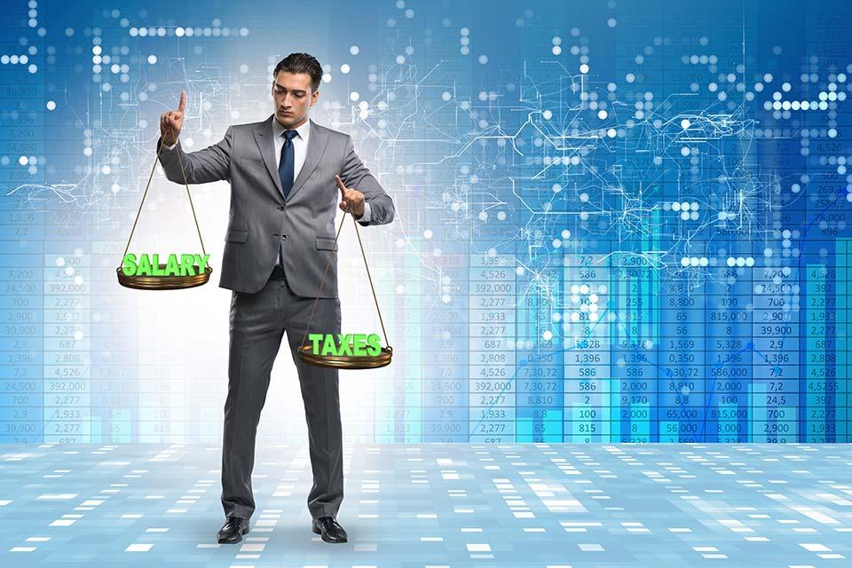 Was ist ein Kontrollsechstel und warum ist es für die Lohnverrechnung wichtig?