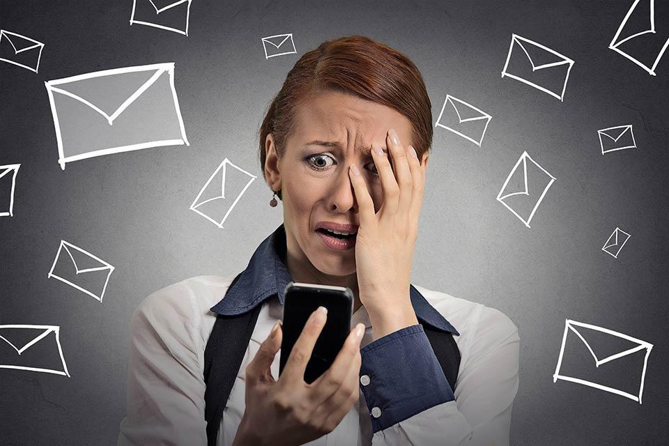 Vorsicht vor gefälschten E-Mails im Namen des Finanzministeriums