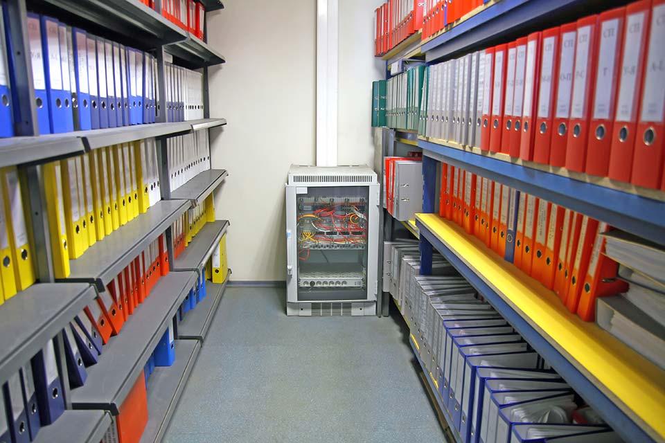 Wie lange müssen Unterlagen aufbewahrt werden?